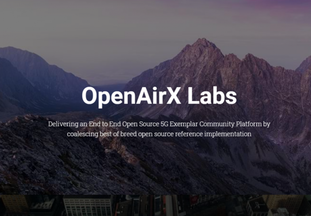 National Science Foundation-Funded Platforms for Advanced Wireless Research Project Office Announces Launch of OpenAirX-Labs (OAX) to Accelerate Development and Testing of an Open Source 5G Standalone Software Stack